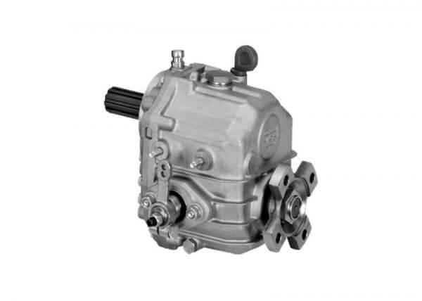 Tmc 40 Gearbox