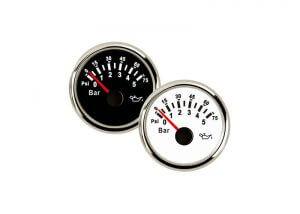 Oil Pressure 0-5bar Gauges