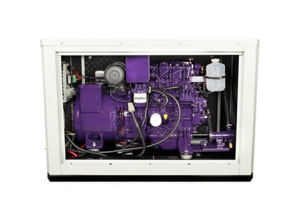 HMG 13 HayNav Marine Generator