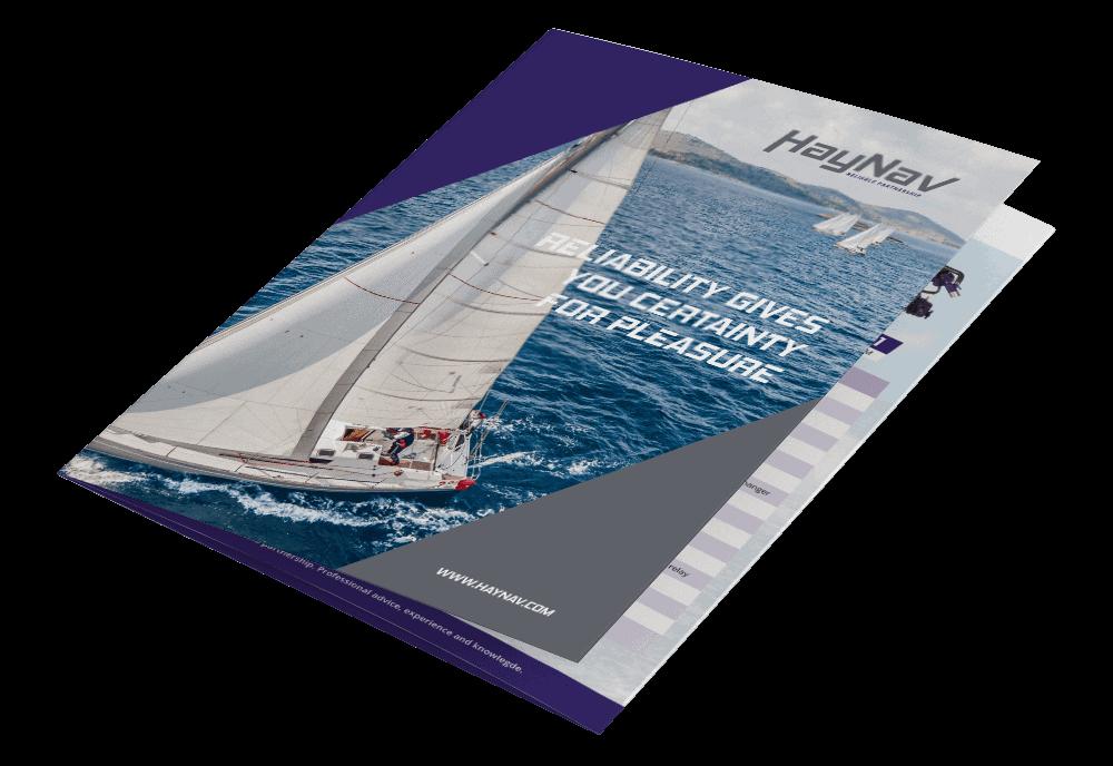 Brochure HayNav Marine 2020