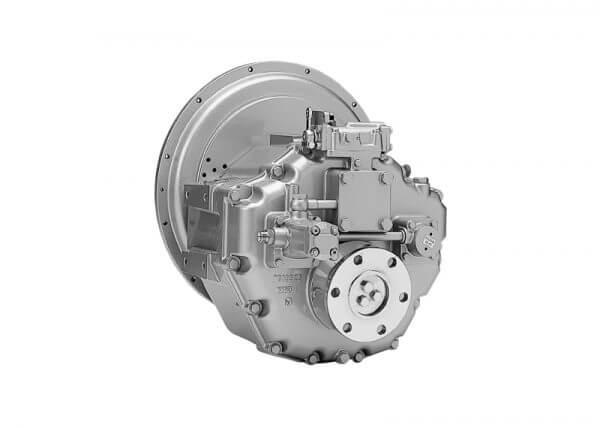 TM 1200A gearbox