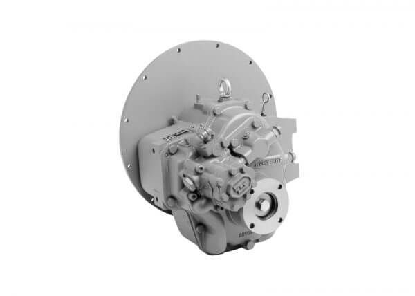 TM 170 gearbox