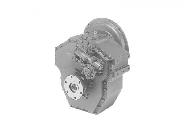 TM 200B gearbox