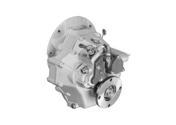 Tm 345A Gearbox