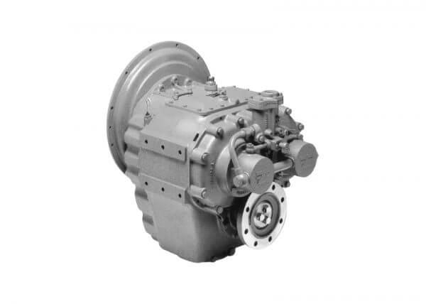 Tm 360 Gearbox