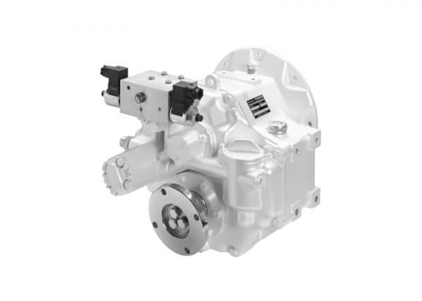 Tm 485A1 Gearbox