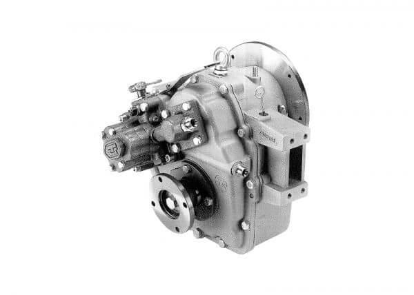 TM 880A gearbox