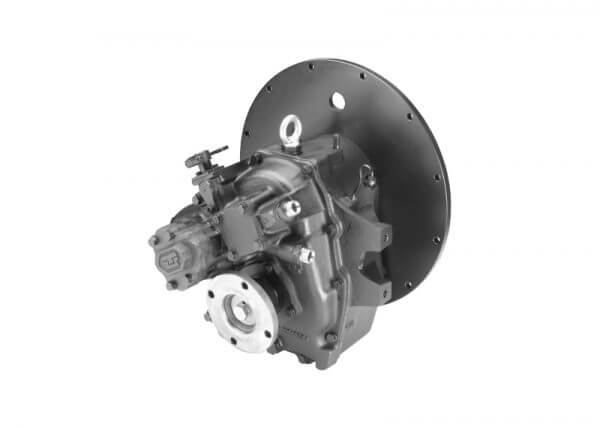 TM 93A gearbox